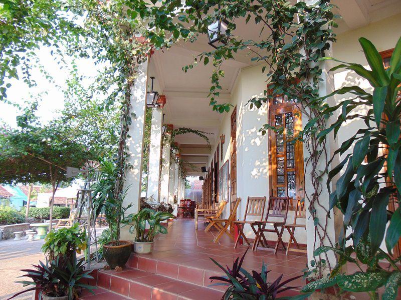 Les meilleurs choix d'hôtels dans le parc national de Phong Nha Ke Bang, localisation, prix, services-Phong-Nha-farmstay1