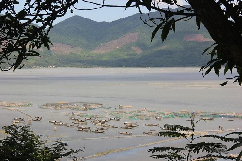 Hue Vietnam-Que-faire-Hué-Top des 10 choses à faire absolument à Hué -Que faire a Hué-vue-depuis-pagode-Tuy-Van