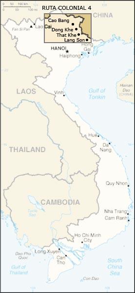Cao Bang Vietnam top 8 choses a faire absolument-route RC4