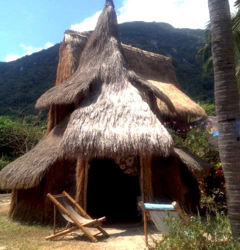 Nha Trang Vietnam -Jungle-Beach