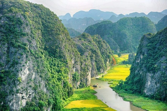 Ninh Binh - baie d'Halong terrestre (5)