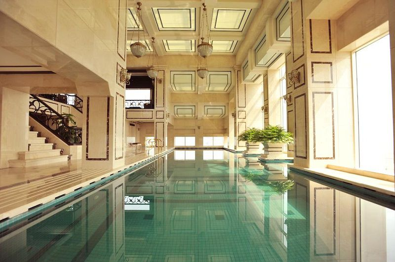 hotel hue vietnam-Top 6 des hôtels avec piscine à prix raisonnable sur Hué Vietnam-Eldora-hotel-piscine