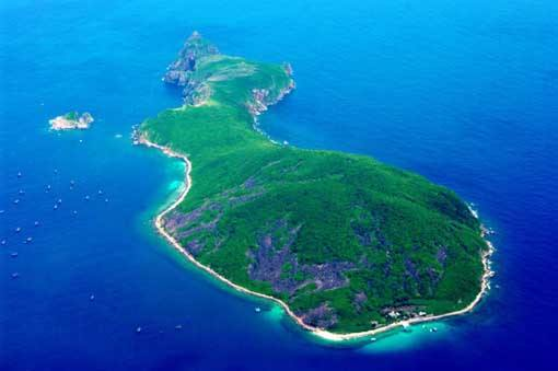 nha trang vietnam - ile hon mun - destination plongee
