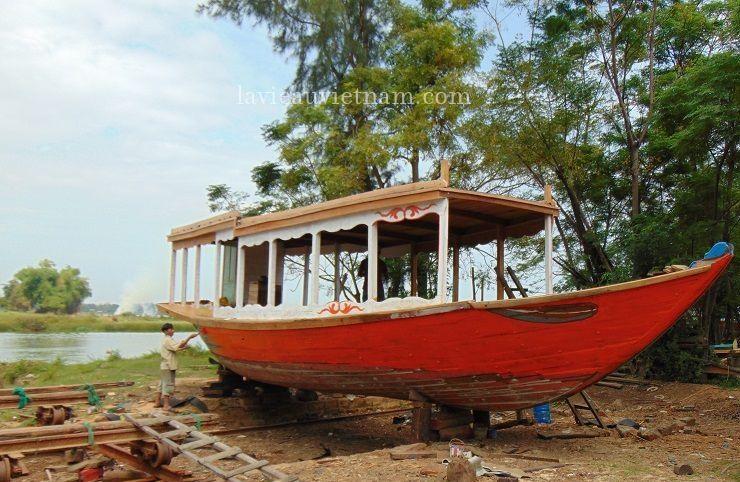 fabrication-bateau-ile-Cam-Kim-Hoi-An-Vietnam