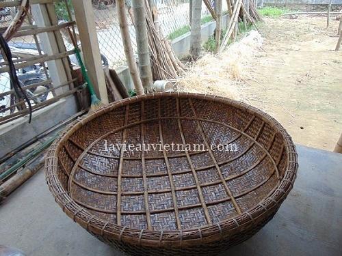 fabrication-bateau-rond-ile-Cam-Kim-Hoi-An