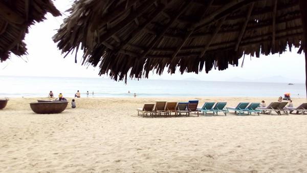 plage An Bang - Hoi An- Vietnam