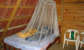 protection-contre-moustiques-Sapa-dormir-sous-moustiquaire