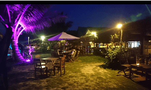 soul kitchen beach bar and restaurant-plage An Bang Hoi An
