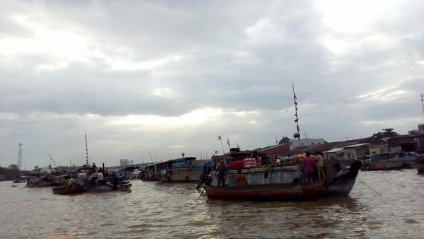 marché-flottant-Cai-Rang5