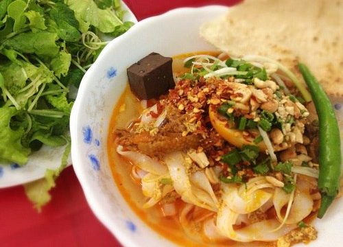 Da Nang VIetnam - restaurants recommandés - mi Quang