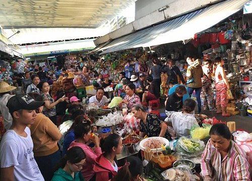 Da Nang Vietnam - marché Con