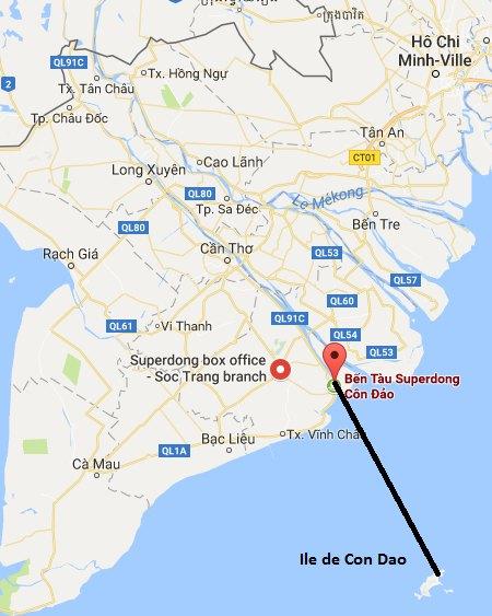 Soc-Trang-Con-Dao-bateau-rapide-carte