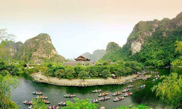 Mon weekend chez l'habitant Ninh Binh -Trang An