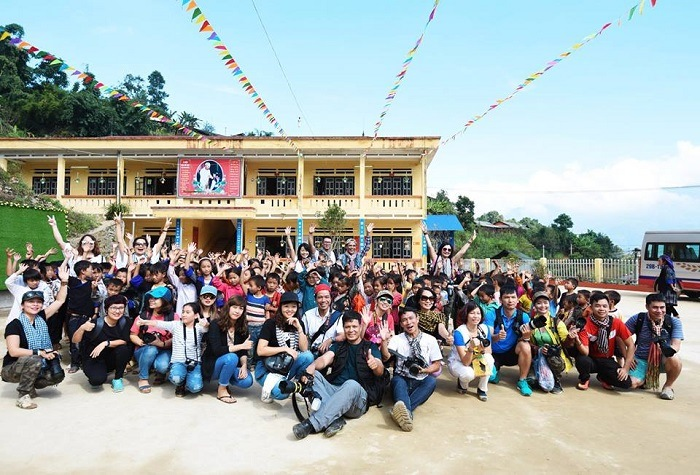 activités-volontaires-Mu-Cang-Chai