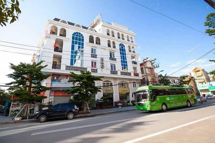 Top 5 des meilleurs h tels la baie d halong blog for Meilleur hotel
