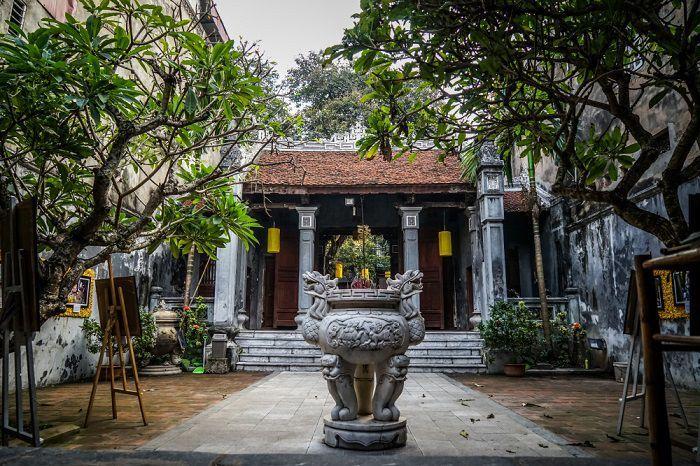maison communale Kim Ngân dans le vieux quartier de Hanoï