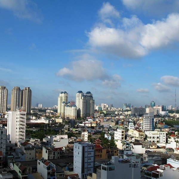 vie expatrié a Saigon