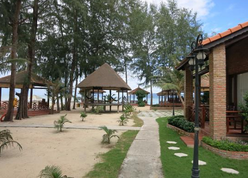 Gold Coast Resort Phu Quoc-jardin