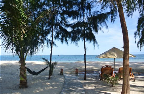 Gold Coast Resort Phu Quoc-plage