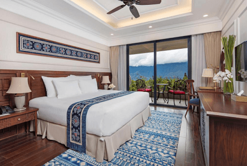 Silk path Sapa hotel 2