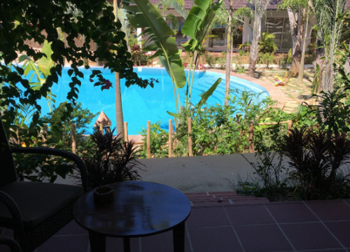 le forest resort phu quoc - jardin