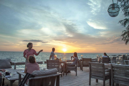mango bay resort phu quoc restaurant et bar sur la plage