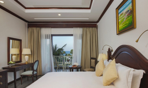 richis beach resort phu quoc - chambre