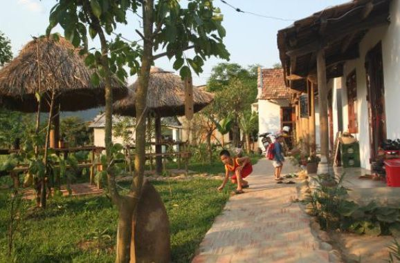 Jungle Boss homestay Phong Nha