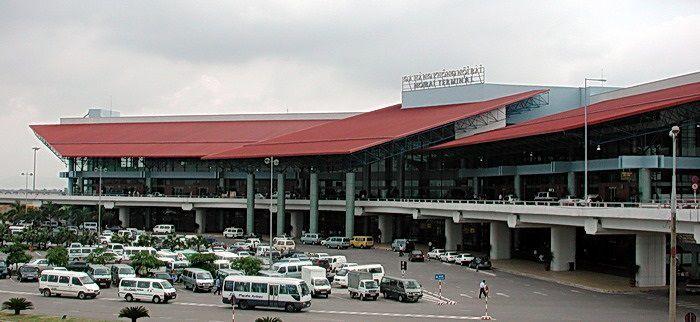 comment aller de l'aéroport Hanoï au centre ville