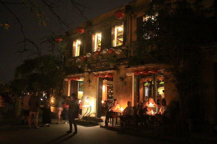 diner romantique à Hoi An