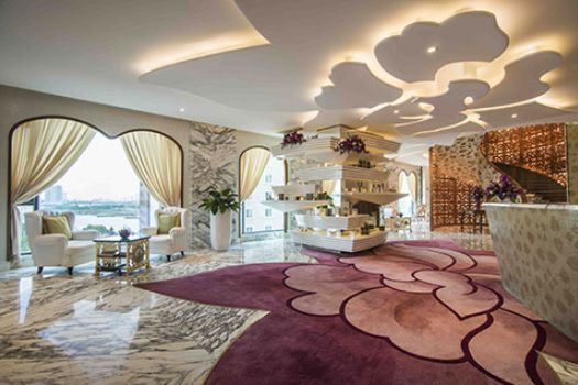 les meilleurs hotels à Ho Chi Minh ville