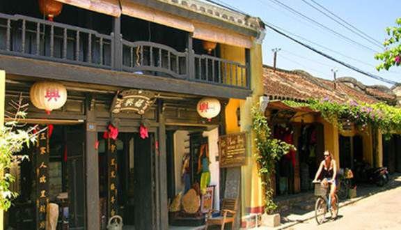 ancienne maison de Tan Ky à Hoi An