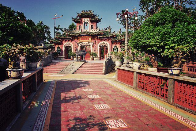 maison communale de Fujian à Hoi An